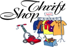 Thrift Shop Clipart